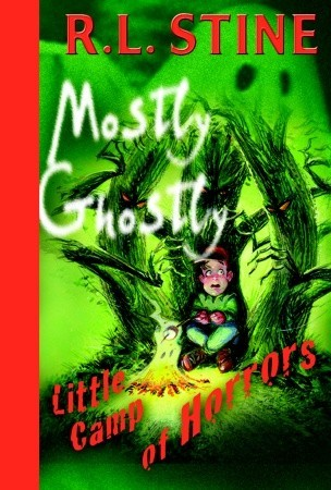 Little Camp of Horrors (Mostly Ghostly, #4)