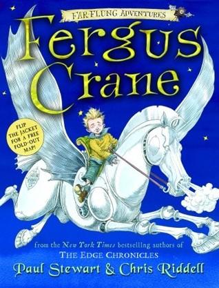 Fergus Crane by Paul Stewart