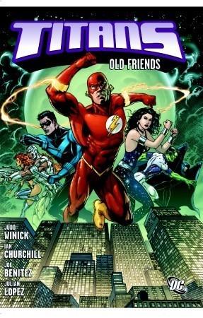 Titans, Vol. 1: Old Friends