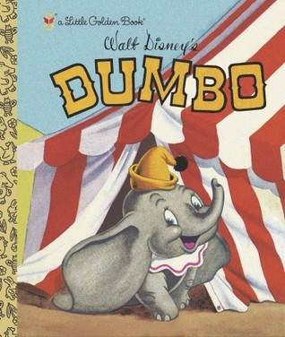 Walt Disney's - Dumbo (A Little Golden Book)