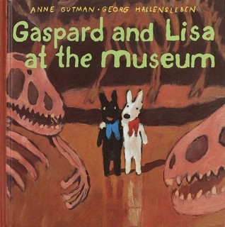 Gaspard and Lisa at the Museum