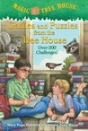 Games and Puzzles from the Ice House (Magic Tree Hous Activity Book)