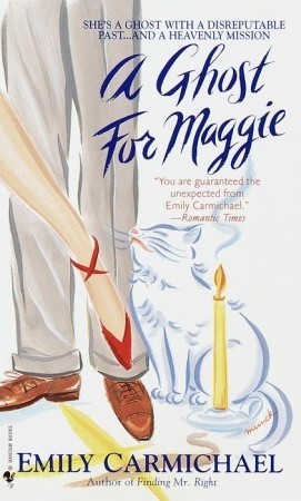 A Ghost for Maggie by Emily Carmichael