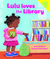 Lulu Loves The Library With Multi Language Cd by Anna McQuinn