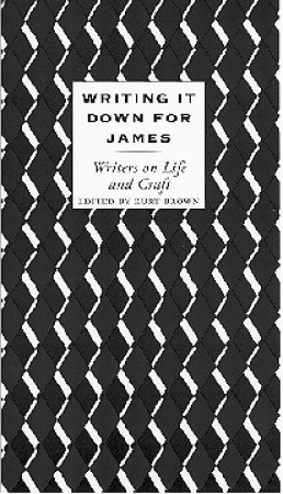 Writing It Down for James: Writers on Life and Craft