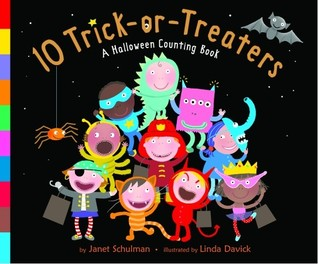 10 Trick-or-Treaters 978-0375832253 EPUB PDF