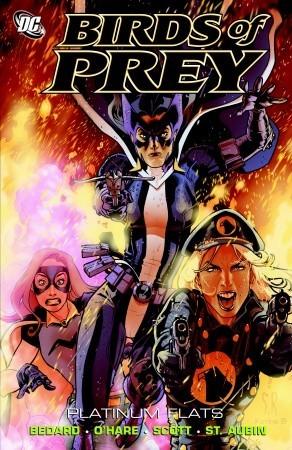 Birds of Prey, Vol. 12: Platinum Flats