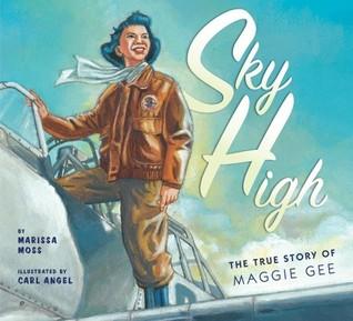 Sky High by Marissa Moss