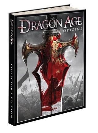 Dragon Age: Origins Collectors Edition: Prima Official Game Guide