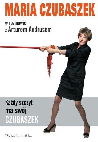 Każdy szczyt ma swój Czubaszek by Maria Czubaszek