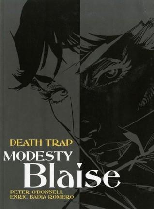 Death Trap (Modesty Blaise Graphic Novel Titan #12)