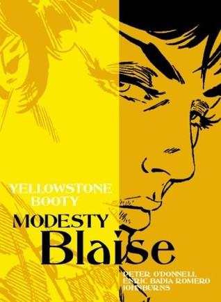 Yellowstone Booty (Modesty Blaise Graphic Novel Titan #13)