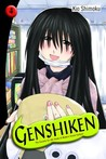 Genshiken: The Society for the Study of Modern Visual Culture, Vol. 4