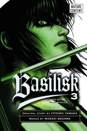 Basilisk: The Kouga Ninja Scrolls, Vol. 3