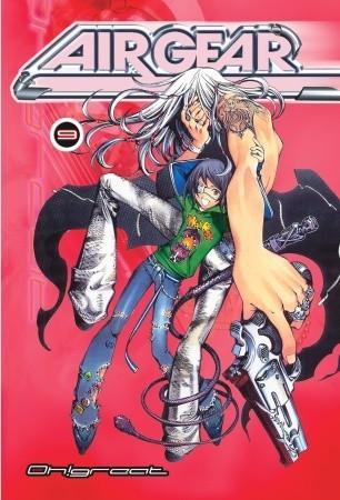 Air Gear, Vol. 9 (Air Gear, #9)