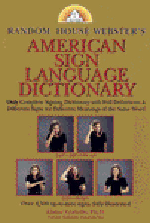 Asl Dictionary Ebook
