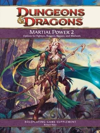 Martial Power 2 by Richard  Baker