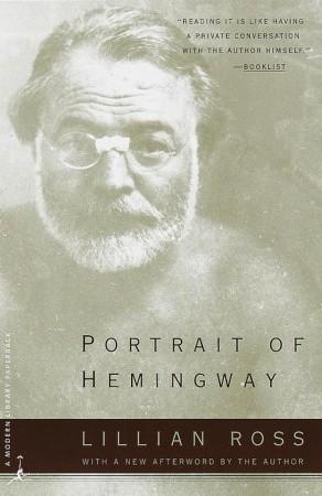 Portrait of Hemingway Modern Library