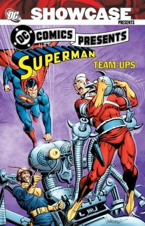 Showcase Presents: DC Comics Presents: Superman Team-Ups, Vol. 1