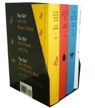 The Girl With The Dragon Tattoo Book Series