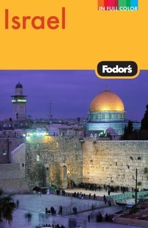 Fodor's Israel (Full-Color Gold Guides)