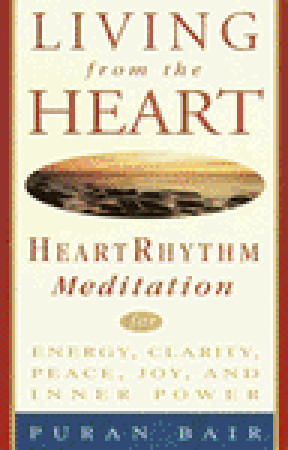 Descargar nuevos audiolibros gratis Living from the Heart: Heart Rhythm Meditation for Energy, Clarity, Peace, Joy, and Inner Power