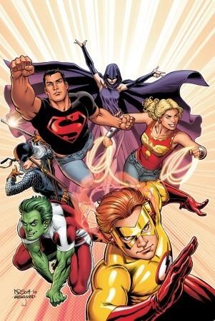 Teen Titans, Vol. 14 by J.T. Krul
