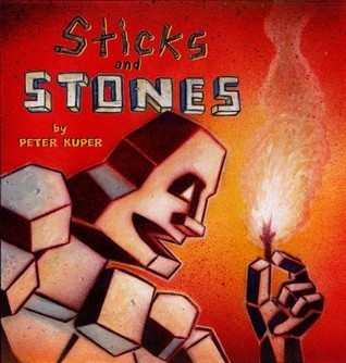 Sticks and Stones by Peter Kuper