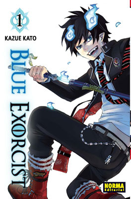 Blue Exorcist, Tomo #1