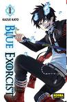 Blue Exorcist, Tomo #1 by Kazue Kato