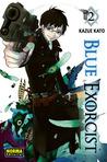 Blue Exorcist, Tomo #2 by Kazue Kato