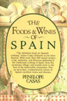 The Foods and Wines of Spain by Penelope Casas