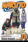 Naruto, Vol. 34 by Masashi Kishimoto