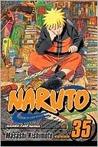 Naruto, Vol. 35 by Masashi Kishimoto