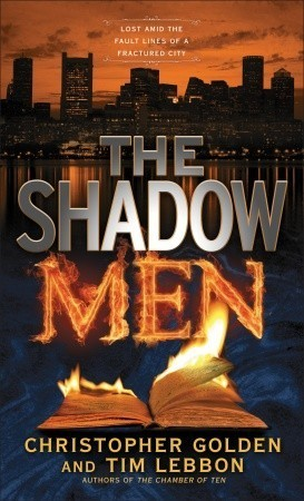 The Shadow Men (Hidden Cities, #4)