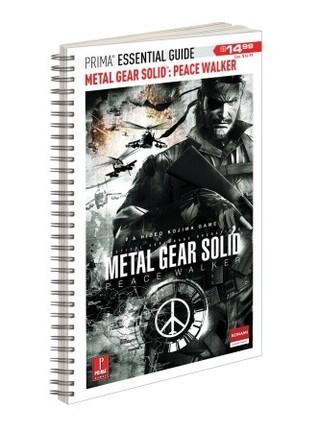 Metal Gear Solid Peace Walker: Prima Official Essential Guide