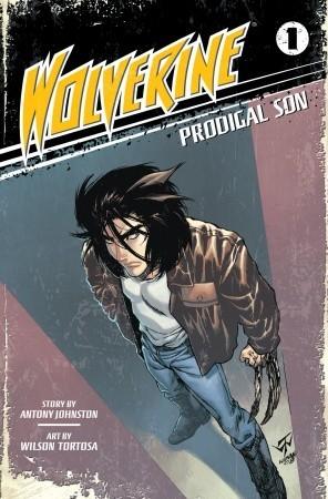 Wolverine 1 by Antony Johnston