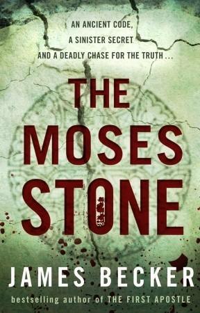 The Moses Stone (Chris Bronson, #2)