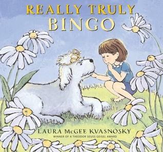 Really Truly Bingo by Laura McGee Kvasnosky