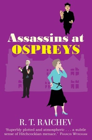 Assassins at Ospreys (Country House Crime Mystery, #3)