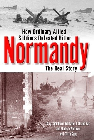 Normandy by Denis Whitaker
