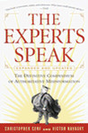 The Experts Speak by Christopher Cerf