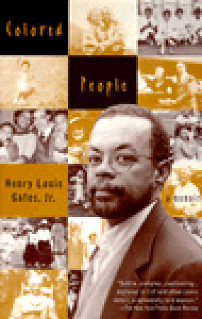 Colored People by Henry Louis Gates Jr.