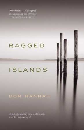 Ragged islands by Don Hannah