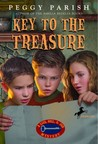Key to the Treasure  (Liza, Bill & Jed Mysteries #1)