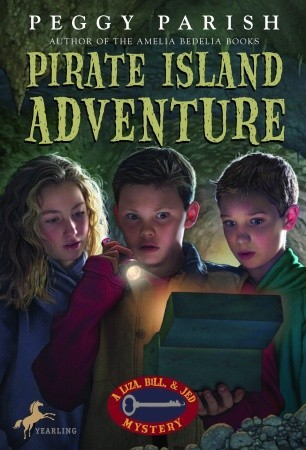 Pirate Island Adventure  (Liza, Bill & Jed Mysteries #4)
