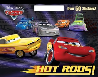 Hot Rods! (Disney/Pixar Cars)