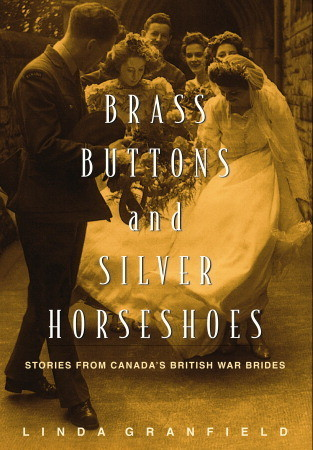 Brass Buttons and Silver Horseshoes by Linda Granfield