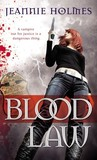 Blood Law (Alexandra Sabian, #1)