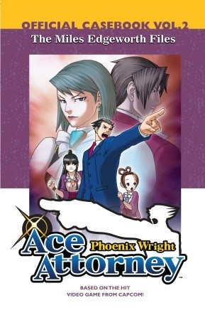The Miles Edgeworth Files by Kenji Kuroda